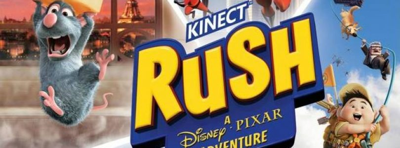 Kinect Rush: A Disney Pixar Adventure Review