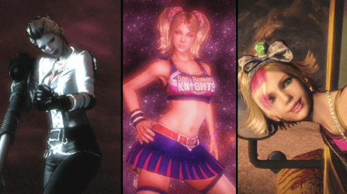 Meet Juliet Starling's sisters in the latest Lollipop Chainsaw trailer