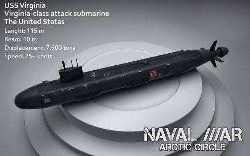 Naval War: Arctic Circle Releasing April 10th
