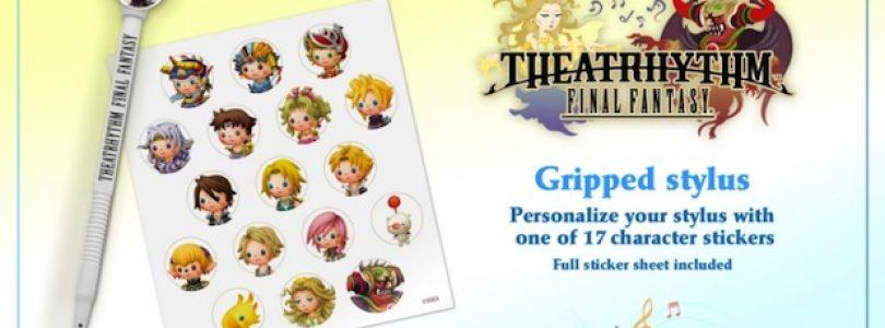 Theatrhythm Final Fantasy's pre-order bonus is a customizable stylus