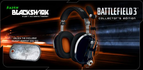 Razer Blackshark Battlefield 3 Edition