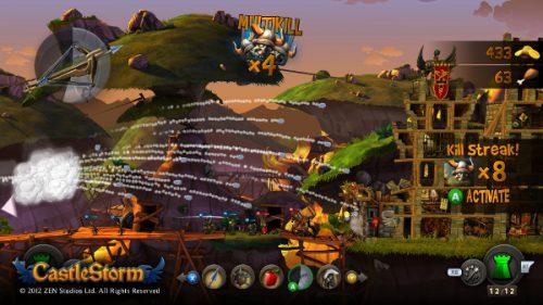 CastleStorm Announced by Zen Studios