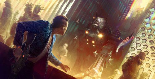 CD Projeckt Announce RPG 'Cyberpunk'