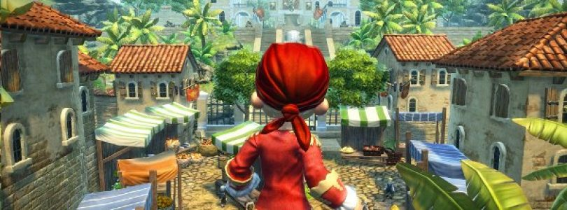Square Enix and Bigpoint Unveil Gameglobe
