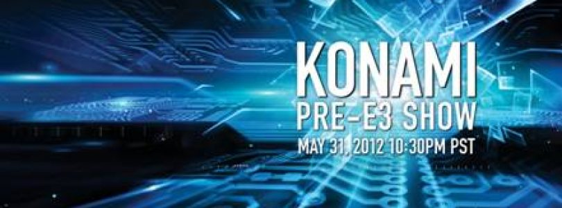 Konami to host another Pre-E3 Show on May 31