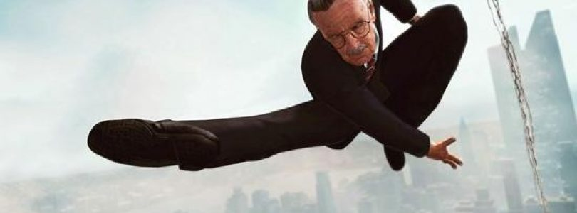 Stan Lee is a Pre-Order Bonus for The Amazing Spider-Man