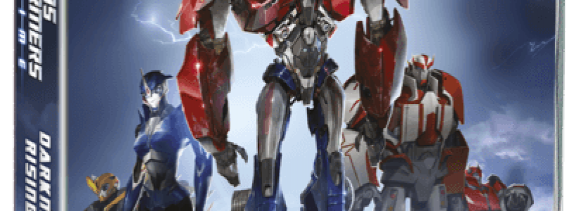 Transformers Prime is coming to DVD