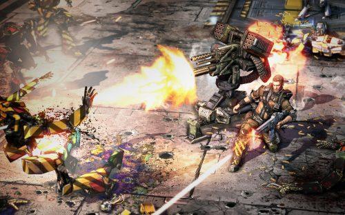 Borderlands 2 – E3 2012 Hands On Preview