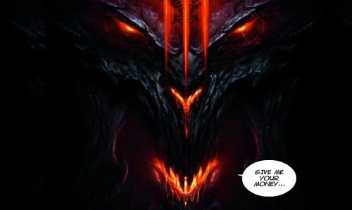Blizzard's Broken Money Machine: Diablo 3