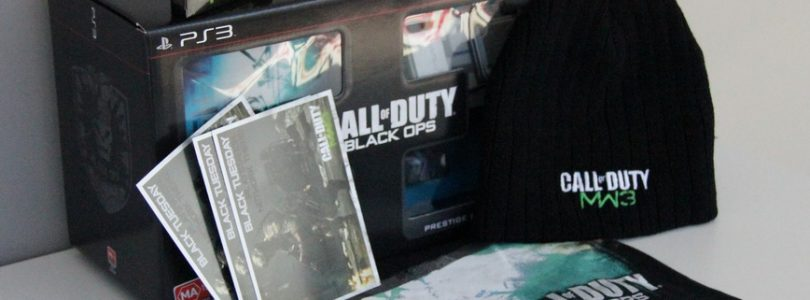 WIN: Call of Duty: Modern Warfare 3 Prize Pack for PS3