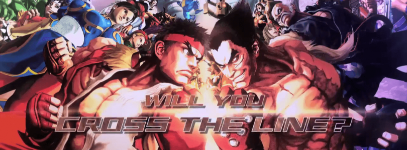 Street Fighter x Tekken Trailer for PlayStation Vita