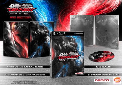 Tekken Tag Tournament 2 ANZ Edition Announced
