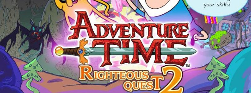 Adventure Time: Righteous Quest 2 Review