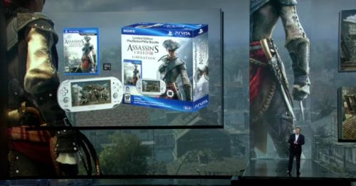 Assassin's Creed 3 Exclusive Playstation Bundles