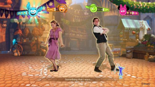 Just Dance: Disney Party to Infect Consoles This Year