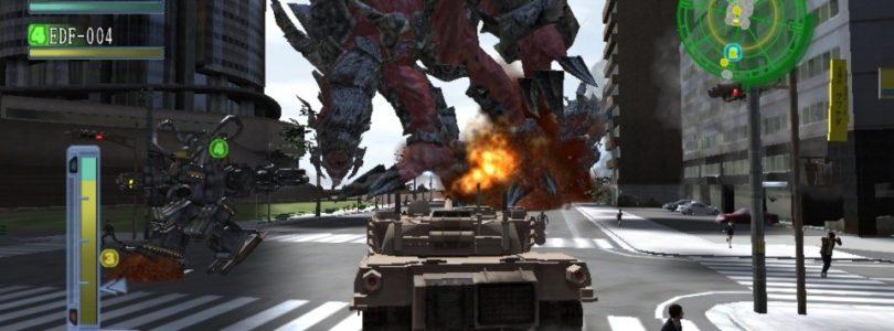 Earth Defense Force 2017 invades Japanese Vitas September 27th