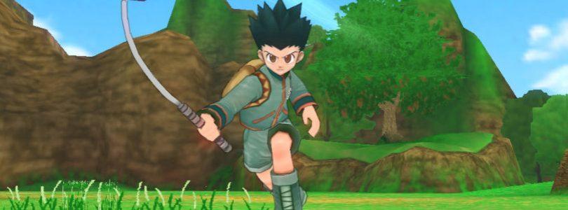 Hunter x Hunter PSP Game Dated