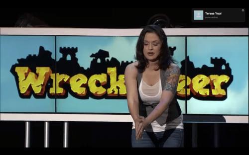 Wreckateer Crashes into E3 – And it looks Familiar