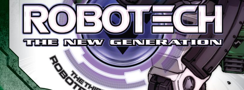 Robotech The New Generation Review