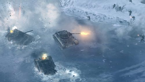 Company Of Heroes 2 Cold-Tech Engine Detailed