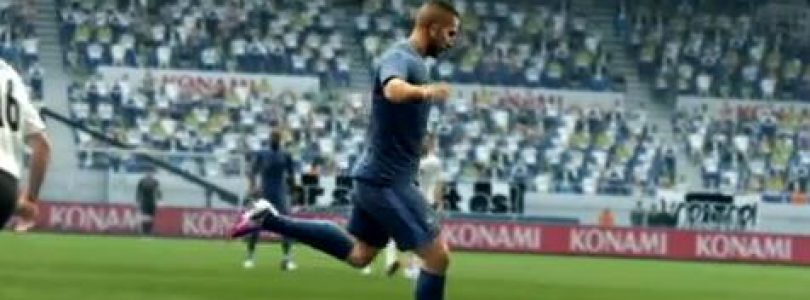 PES 2013: On the Pitch