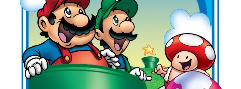 Super Mario Bros. Super Show All Steamed Up Classic Collection Review
