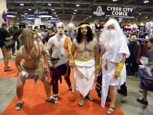 Fan Expo Canada 2012 Thursday/Friday Recap and Photos