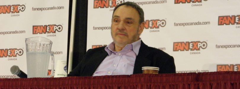 John Rhys-Davies Panel at Fan Expo Canada 2012