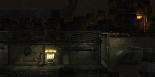 Take a look at what Abe's Oddysee HD looks like