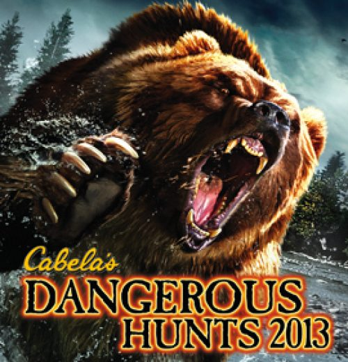 Cabela's Dangerous Hunts 2013 Announced
