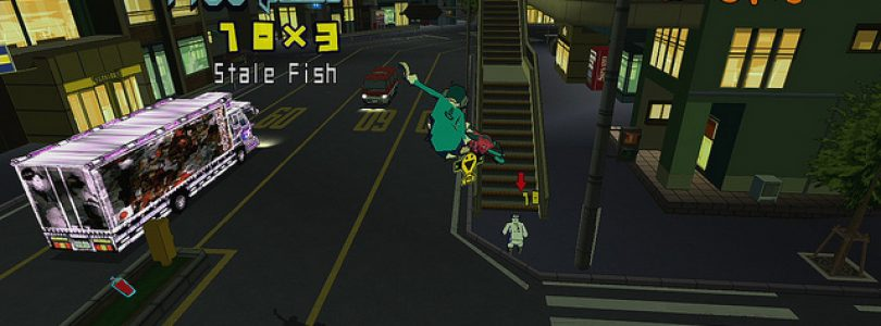 Jet Set Radio HD grinds into view in September