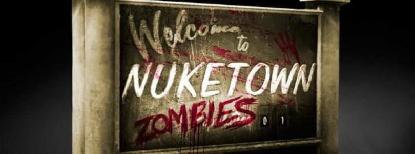 Zombies invade Nuketown in Black Ops 2