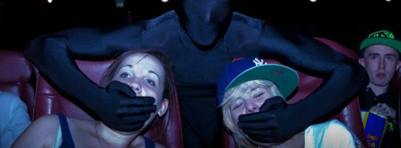 London Cinema Deploying Ninjas?!