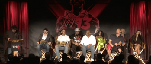 SummerSlam WWE '13 Panel ­ Part One