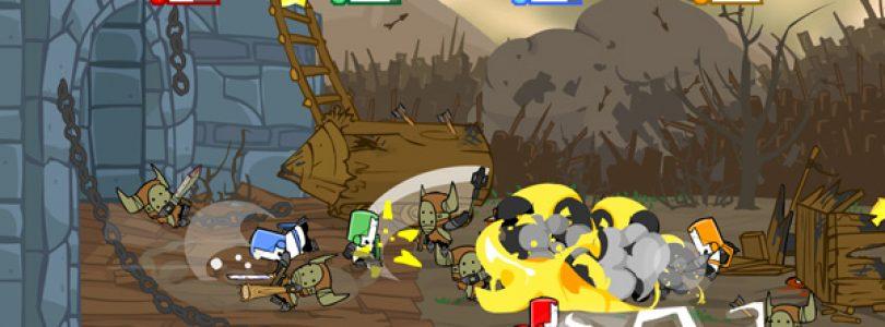 Castle Crashers take on Steam in September