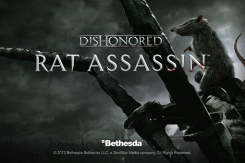 Dishonored: Rat Assassin slices and dices rats on the iOS
