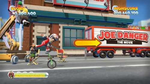Joe Danger 2 The Movie Announced for XBLA
