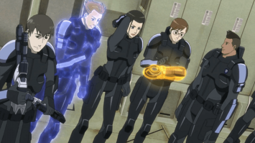 Mass Effect anime delayed to December