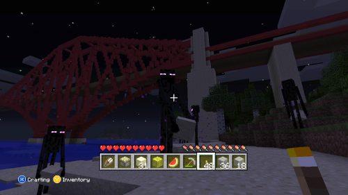 Minecraft Xbox 360 update 1.8.2 mobs trailered