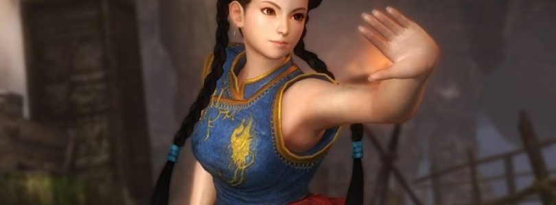 Pai Chan of Virtua Fighter joins the Dead or Alive 5 roster