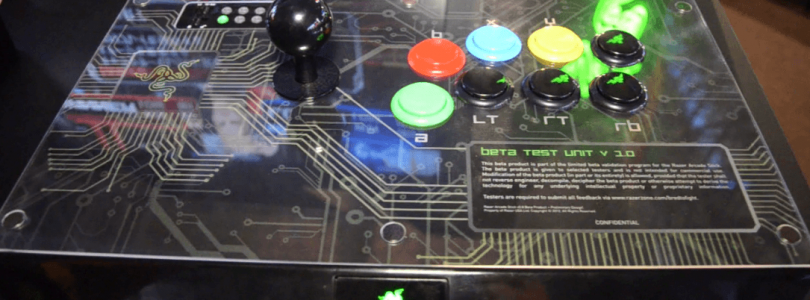 TGS 2012 Interview with Razer on their Arcade Stick