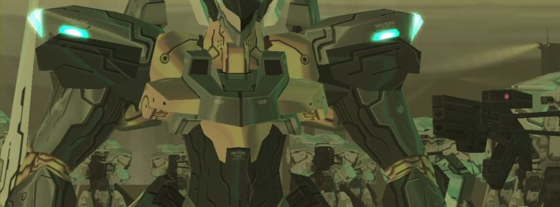 Zone of the Enders HD gets a collector's edition