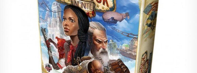 BioShock Infinite Board Game Detailed
