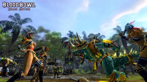 Blood Bowl Chaos Edition: Screenshots and Exclusive Offer
