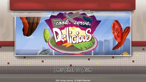 Cook, Serve, Delicious! out now