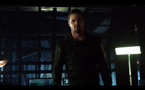 """CC Screen: Arrow 01×03 Recap """"Arrows vs. Guns"""""""