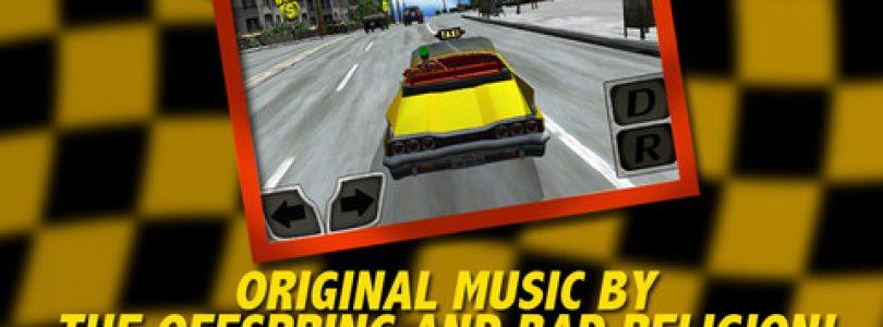 Sega Crazy Taxi Released for iOS