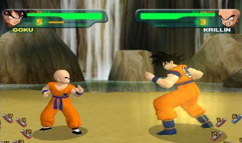 Dragon Ball Z Budokai HD comparison screens released
