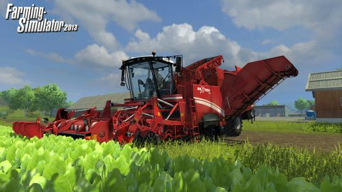 Farming Simulator 2013 Brings a Crop of Screenshots