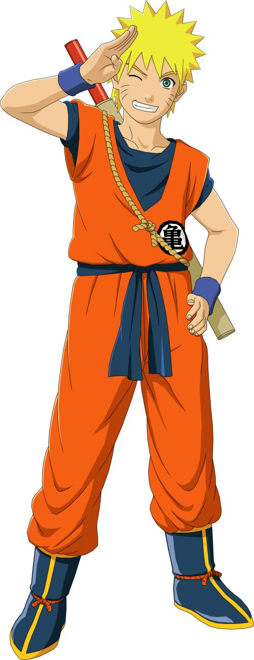 Pick up Naruto Shippuden: Ultimate Ninja Storm 3 and receive a special Goku costume